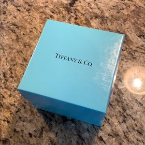 Tiffany and Co Signature Blue Box